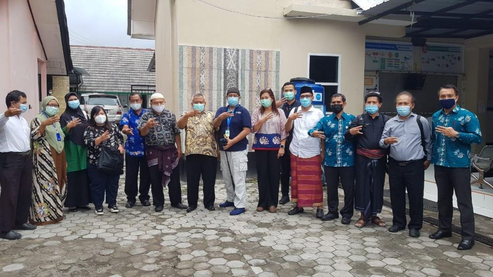 Sosialisasi KMK No. 556/2019 tentang Pedoman Nasional Pelayanan Kedokteran (PNPK) Tatalaksana Malaria Regional Tengah