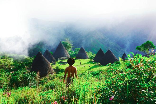 Wilayah-wilayah Endemis Malaria Tinggi di Indonesia