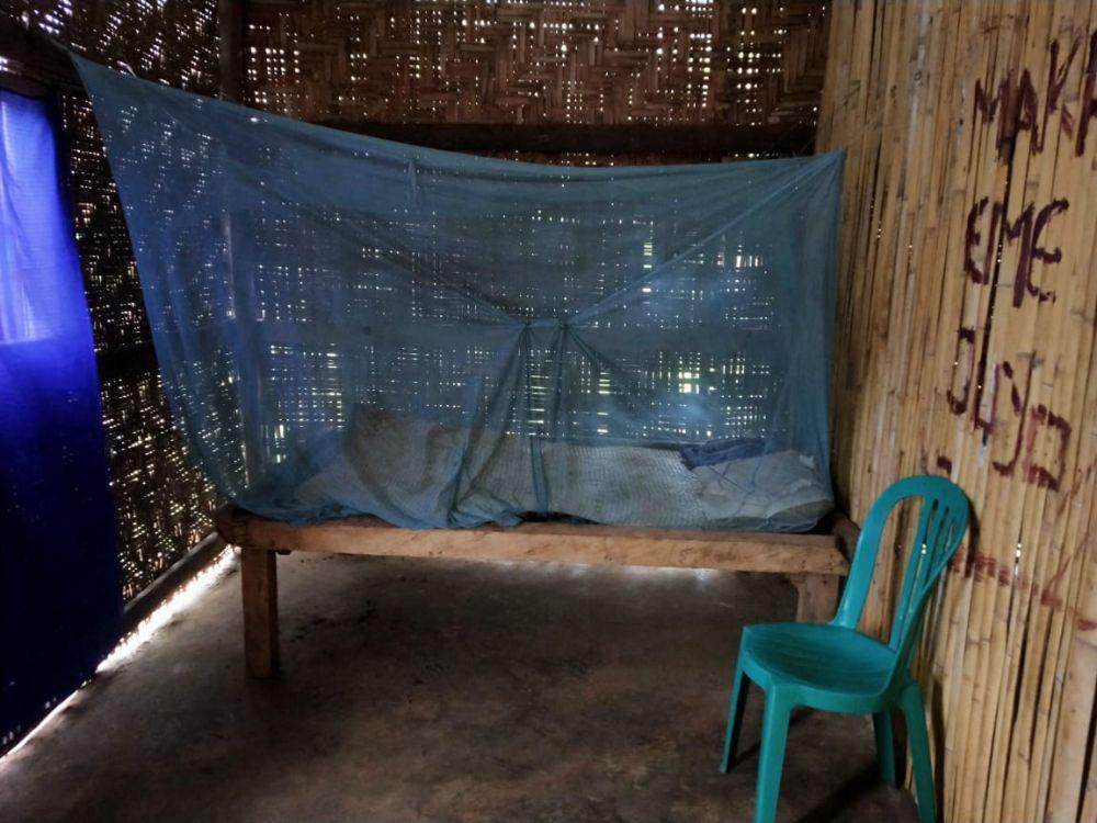 foto malaria indonesia