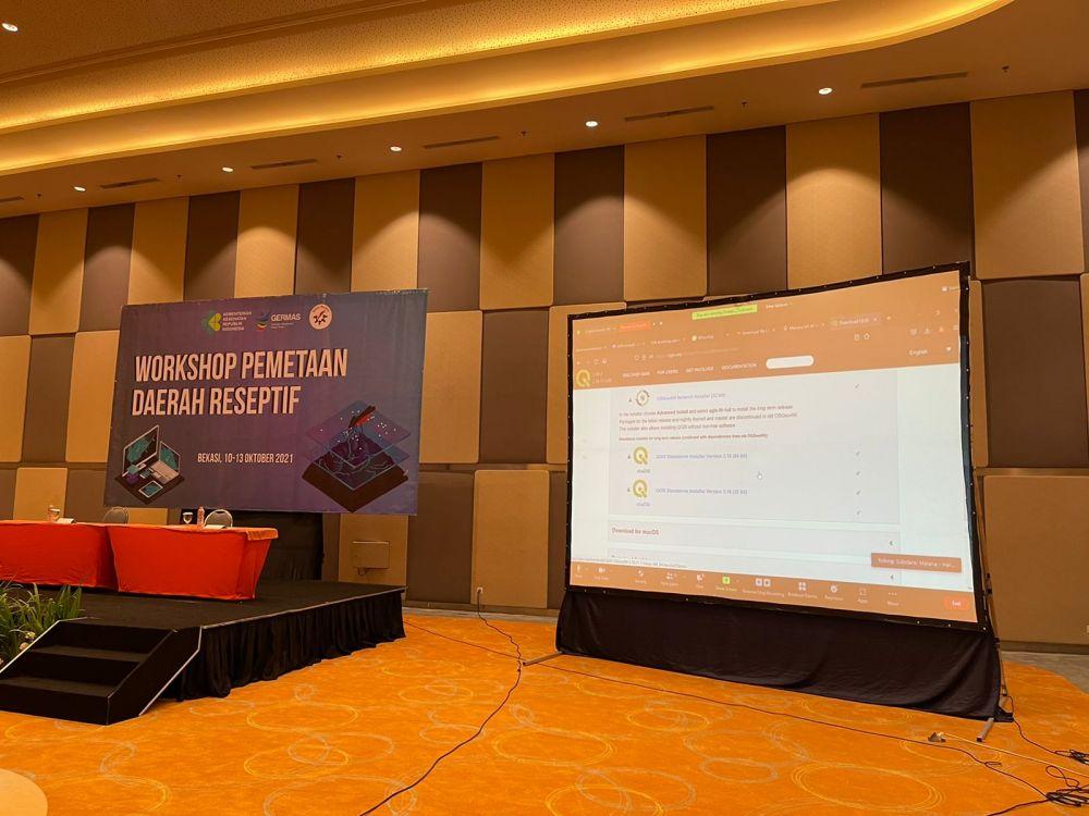 Materi Pertemuan Workshop Pemetaan Daerah Reseptif